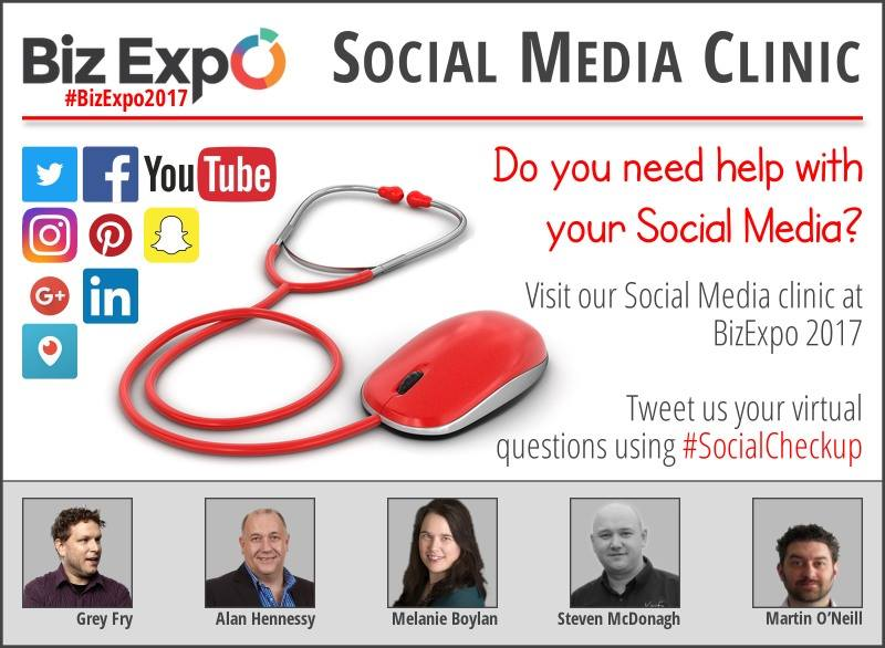 The Social Media Clinic there to answer all your questions about Facebook, Twitter, LinkedIn