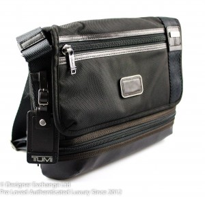 Tumi Alpha Bravo Beal Crossbody Bag