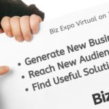 Generate Leads at Biz Expo virtual
